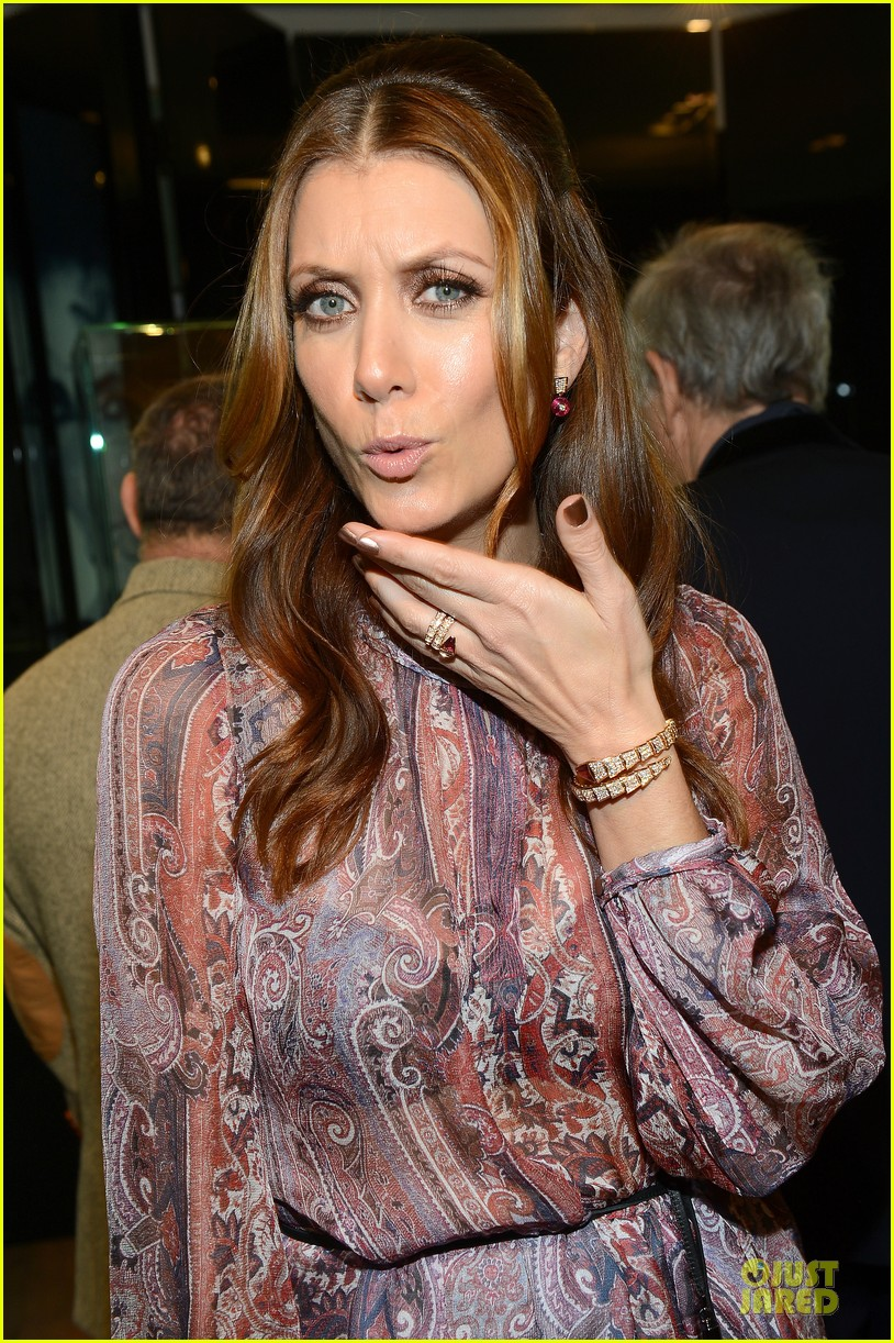 kristin dunst kate walsh bvlgari  celebration of elizabeth taylor collection 08